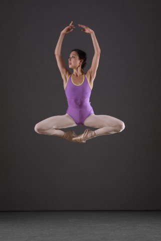 Tala lee-Turton - International Ballet Masterclass