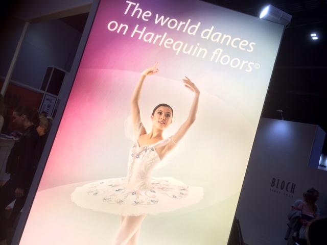 Tala Lee-Turton Harlequin Floors Move It 2016