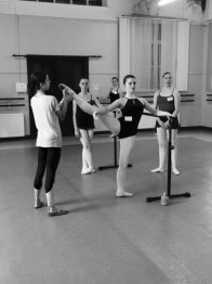 Tala Lee-Turton majestic ballet Masterclasses