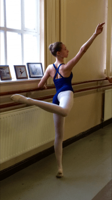 Tala Lee-Turton ballet Masterclasses