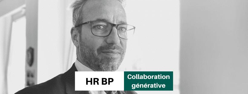 HRBP collaboration générative