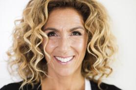 Leila Söderholm - Föreläsningar om att minska stressen på jobbet