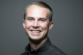 André Sturesson - Föreläsare om hur vår hjärna fungerar