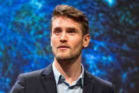Nicholas Fernholm - Föreläsare om nya innovationer
