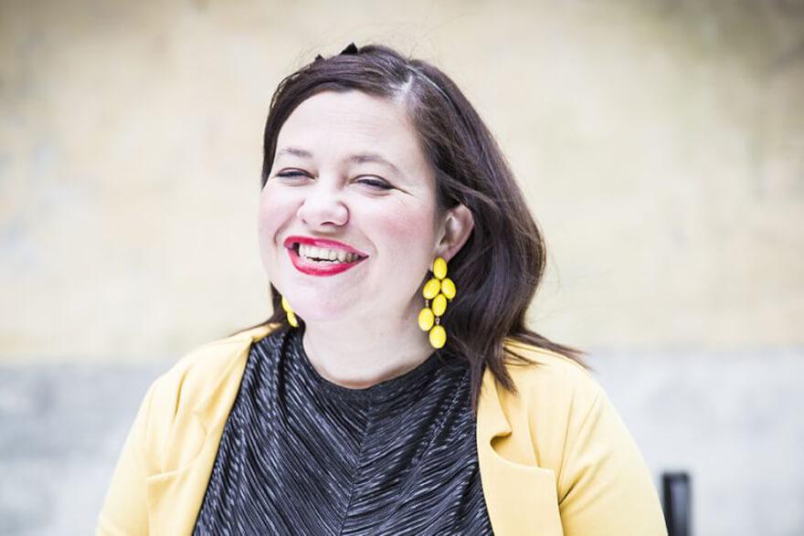 Hanna Gerdes - Föreläsning | Föreläsare