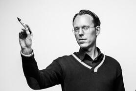 Alexander Ståhle - Föreläsare om framtidens städer