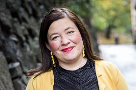Hanna Gerdes - Föreläsare och författare om barns rättigheter