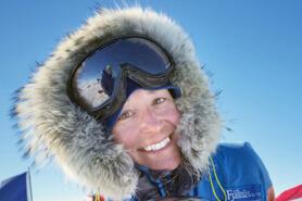 Johanna Davidsson - föreläsare om mental träning och inställning