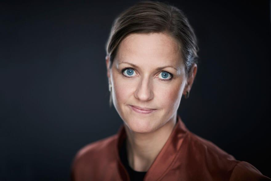 Helena Nordström - Föreläsning   Pressbild