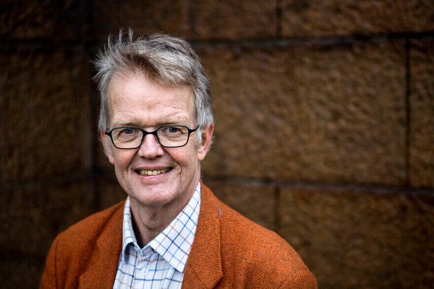 Gunnar Wetterberg Föreläsning - Föreläsare