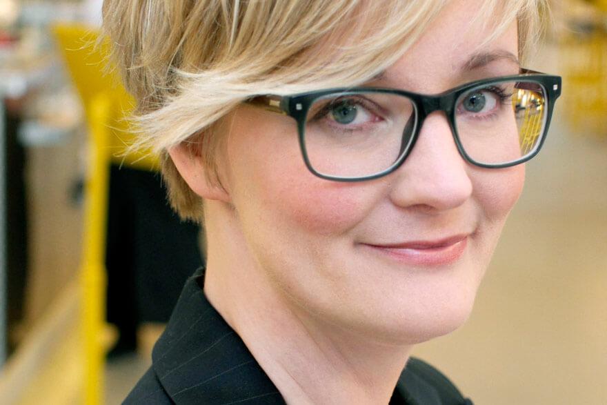 Kristin Heinonen - Föreläsning - Föreläsare