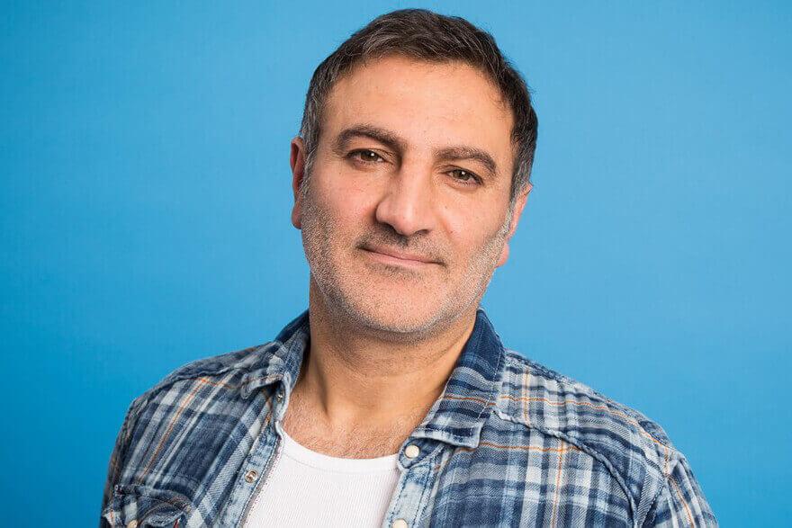 Mustafa Can föreläsning