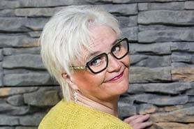 Susanne Fredriksson - Föreläser om misshandel och psykisk terror