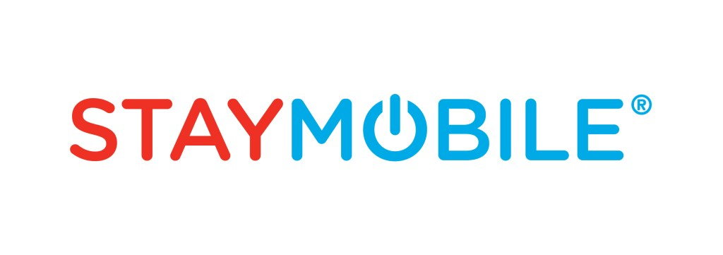 Logo for StayMobile, one of TALAS' corporate partners.
