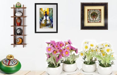 Home decorating items online india Home decor