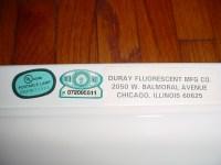 Electrical, Duray Fluorescent Light Fixtures