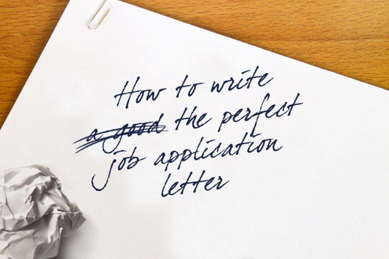 Resultado de imagen de letter of application