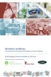 Workforce wellbeing cover