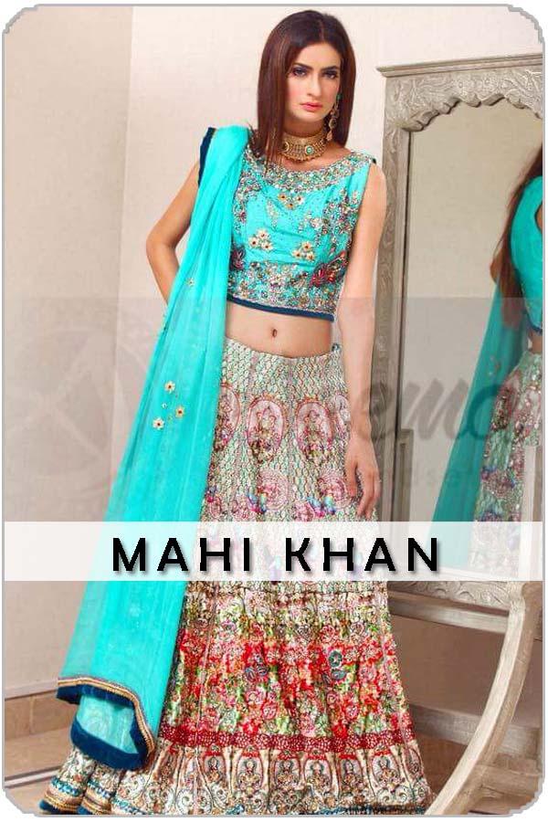 Pakistan Female Model Mahi Khan