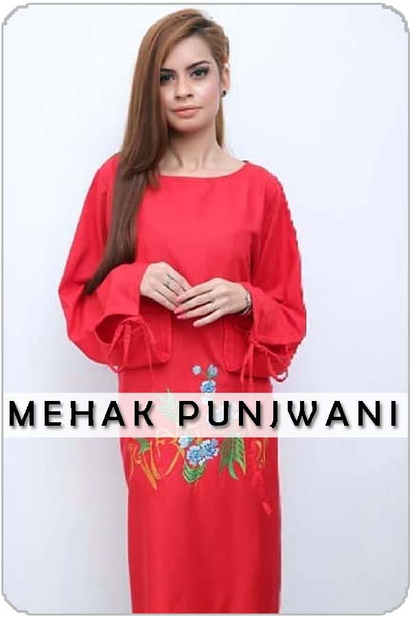 Pakistan Female Model Mehak Punjwani