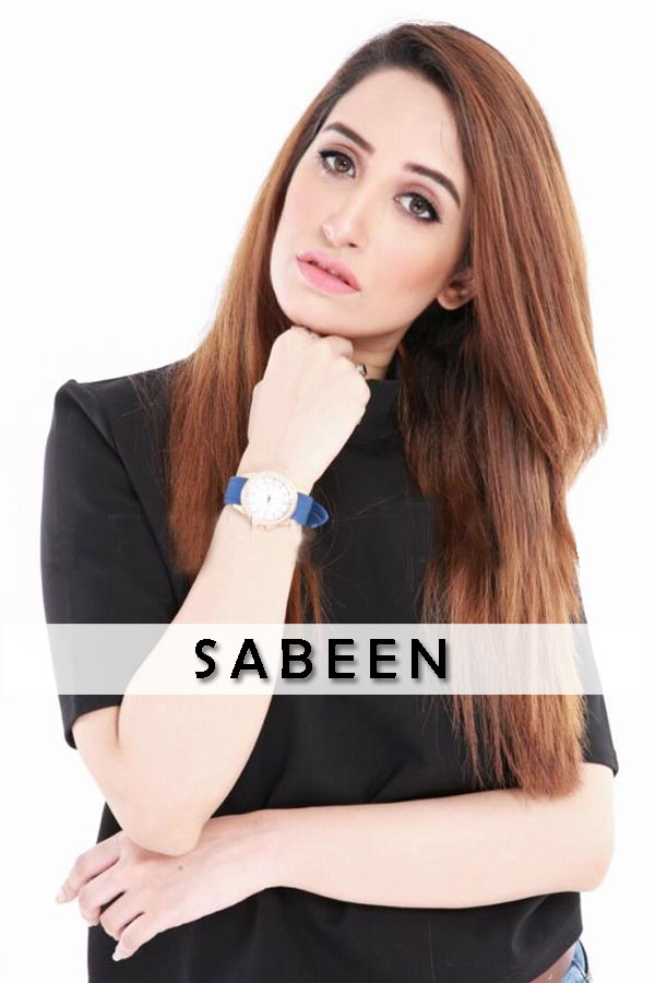 Pakistan Female Model Sabeen