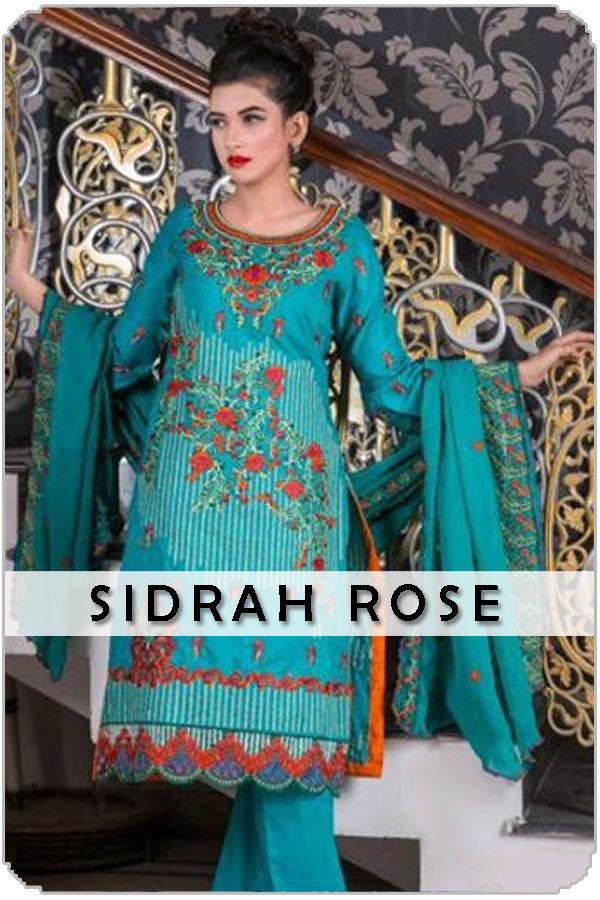 Pakistan Female Model Sidrah Rose