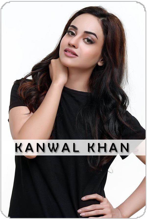 Pakistan Female Model kanwal khan