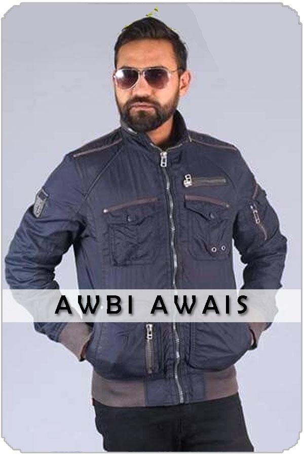 Pakistan Male Model Awbi Awais