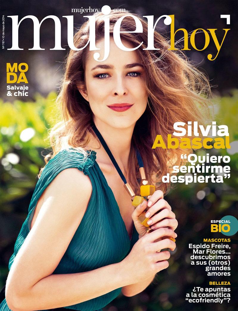 Mujer Hoy 787 Silvia Abascal -Jose Herrera