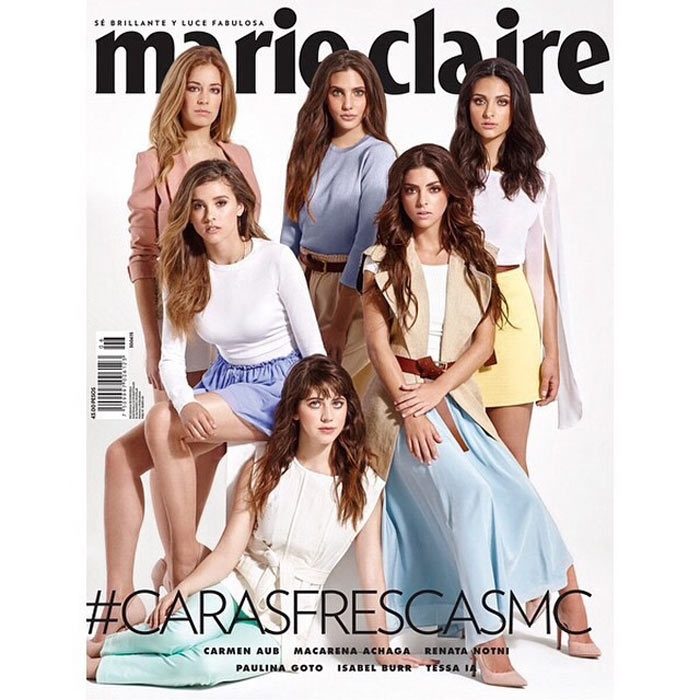 Marie Claire portofolio – Jonathan Mas