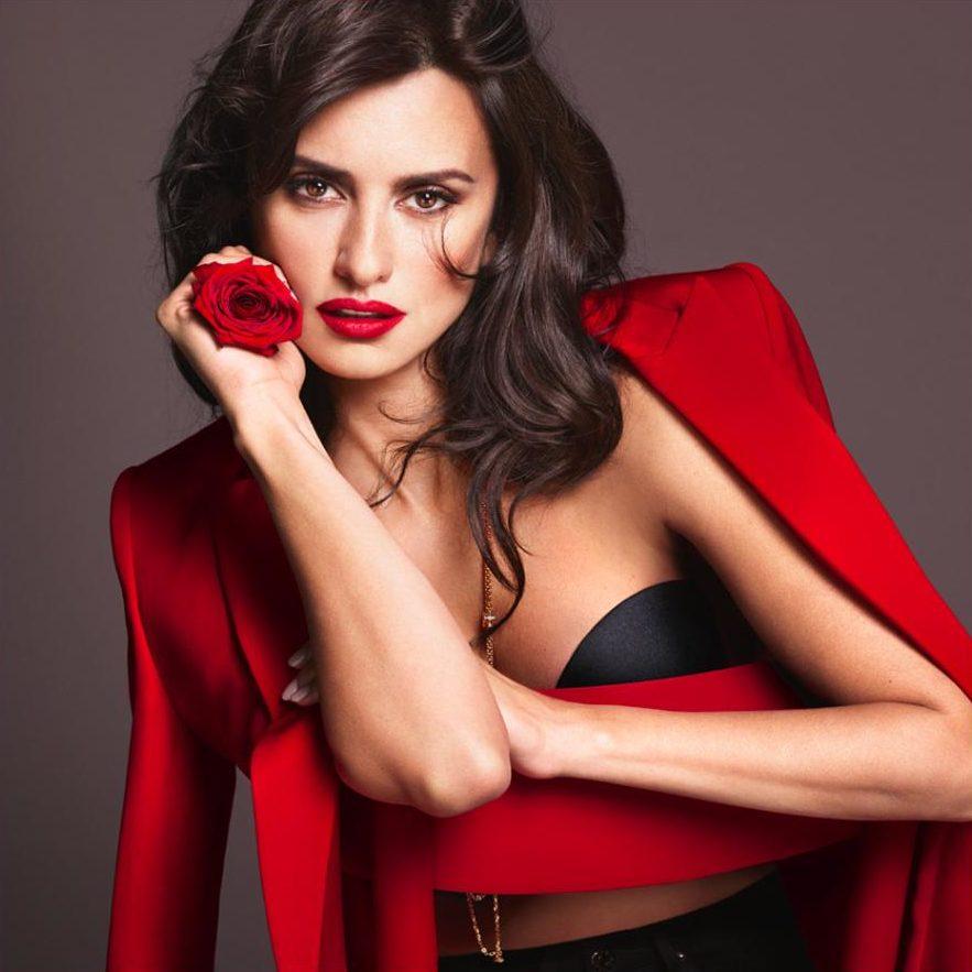 Lancome con Penelope Cruz by Pablo Iglesias