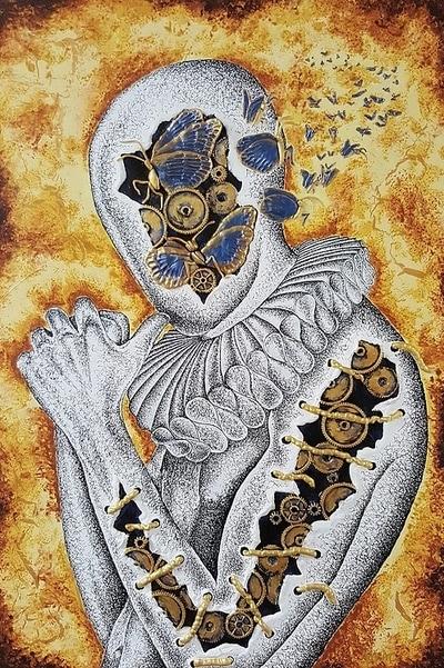 Nicolas Novac Artiste Peintre Talents Dici