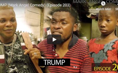 Download Latest Emmanuella Comedy (TRUMP) Here