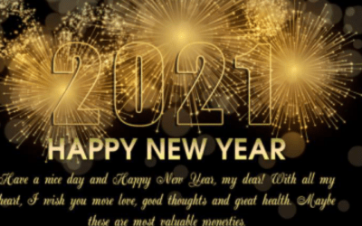 Best Happy New Year Wishes For 2021 For Your Friends And Family