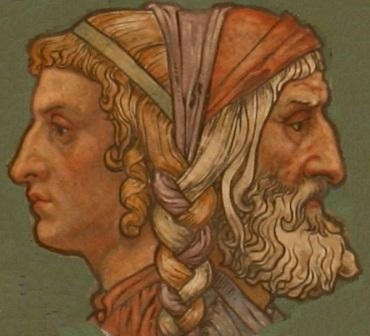 Image result for janus roman god
