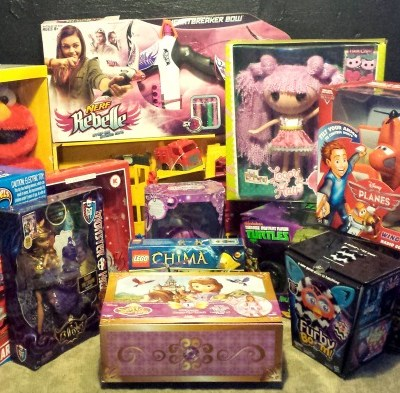 Kmart Toys Giveaway Frenzy! Ends 12/2