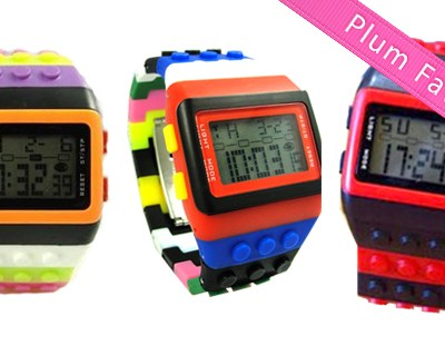 *Hot* Lego Watches just $9! Perfect for stocking stuffers!