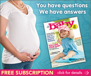*Free Subscription* American Baby Magazine!