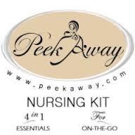 PeekAway 4 in 1 Nursing Kit {Review}