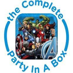 Superhero Birthday Parties!