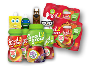 Good2Grow Juice Drinks for kids review!