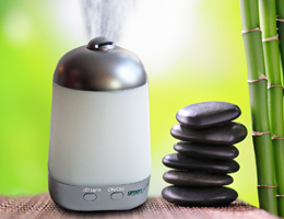 Greenair SpaVapor Touch Oil Diffuser Giveaway! 03/10