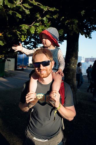 "Being ""Dad"""