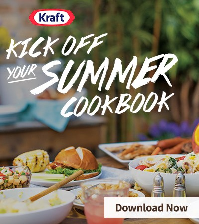 Kickoff Your Summer Cookbook FREE!