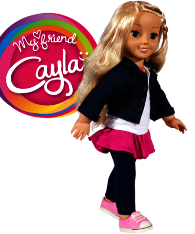 My Friend Cayla!