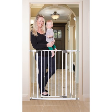 Keep your baby safe with a DreamBaby Liberty Gate!