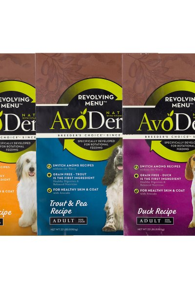 #AvoDermNaturals Revolving Menu has been GREAT for my dog!