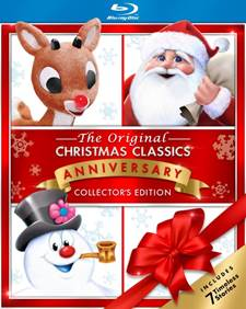 Christmas Classics Anniversary Collection Gift Set!