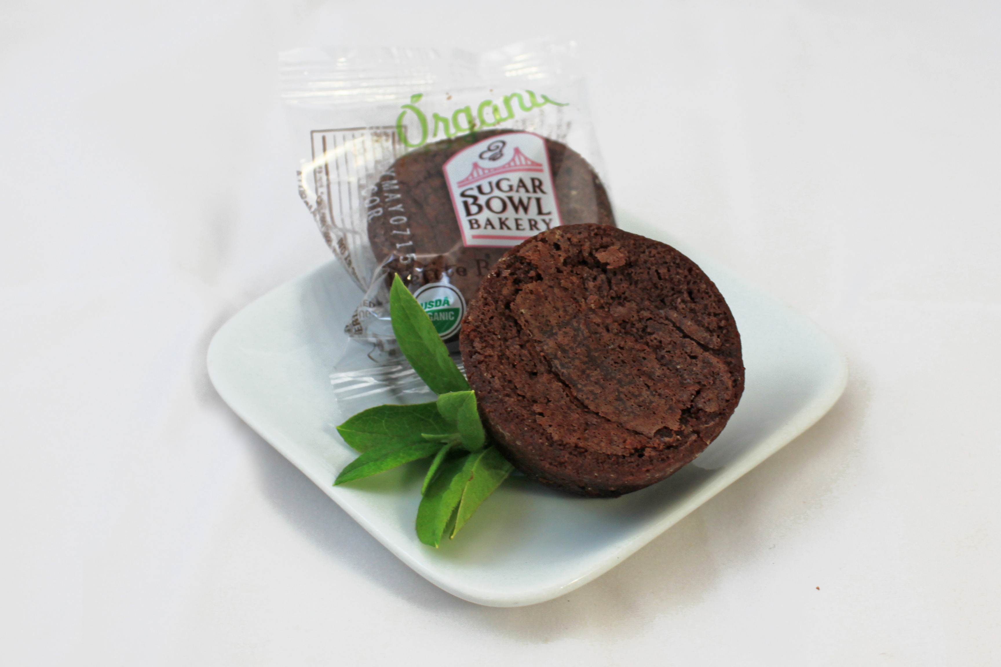 Organic Brownie Bites - 1 in wrapper 1 not (1)