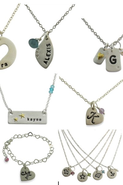 Isabelle Grace Customized Jewelry Gifts for the season!
